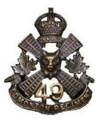 49TH BATTALION, THE LOYAL EDMONTON REGIMENT ASSOCIATION